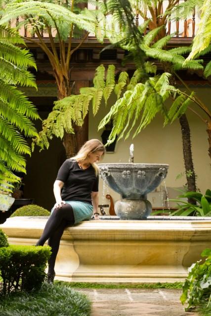Antigua Gardens  Lush and Serene BY RUDY GIRON