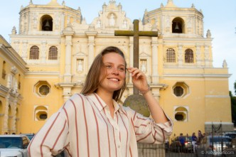 Street Photo Shoots at Landmarks in Antigua Guatemala BY RUDY GIRON