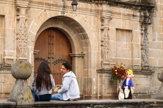 The Little Prince in Antigua Guatemala BY RUDY GIRON