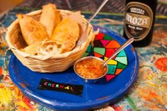Photo Stock: Argentine Empanadas