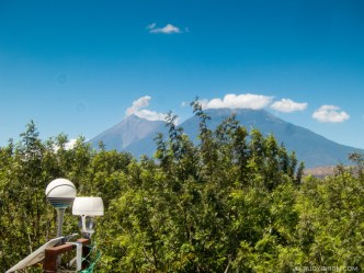 The Antigua SkyCam Weather Station