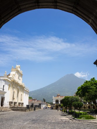 Sights of Our Times: An Uneventful Día de Santiago in Antigua Guatemala