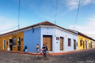 PHOTO STOCK: Corner Vista from Antigua Guatemala