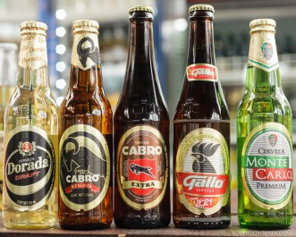 PHOTO STOCK: Guatemalan Beers