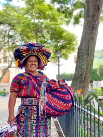 Sights of Antigua — Street Portrait of Clara by RUDY GIRON