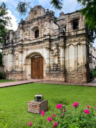 Sights of Antigua — Ruinas de San José El Viejo by RUDY GIRON