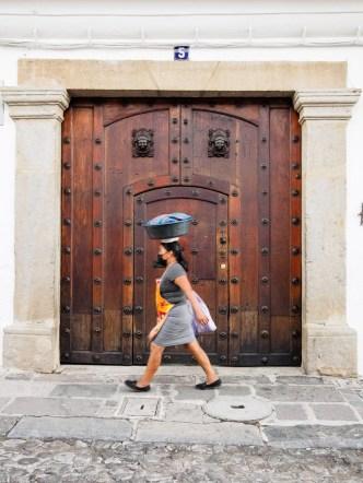 Antique Doors of Antigua Guatemala
