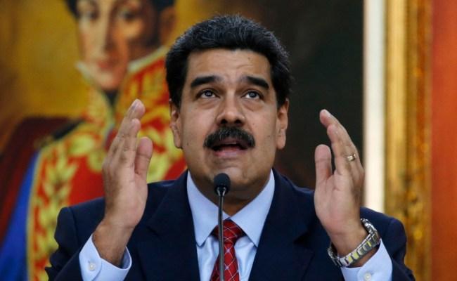Venezuelan President Nicolás Maduro Threatens Trump In