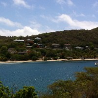 Galleon Bay - wreck snorkelling and rock pools ..... and a sweet sandy beach for a picnic