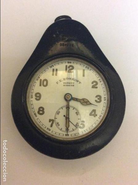 Reloj F.E. ROSKOPF con su estuche original.