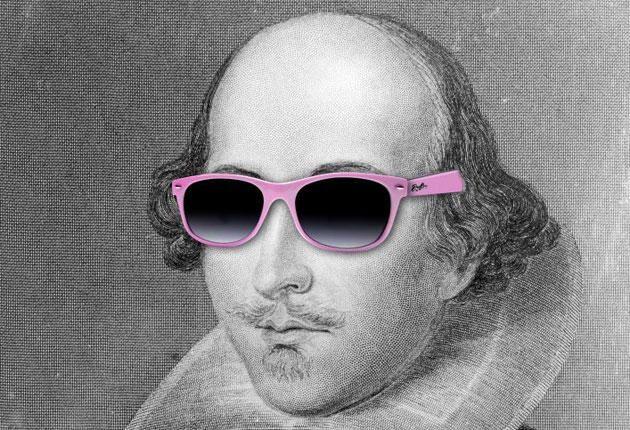 kickstarter II Shakespeare