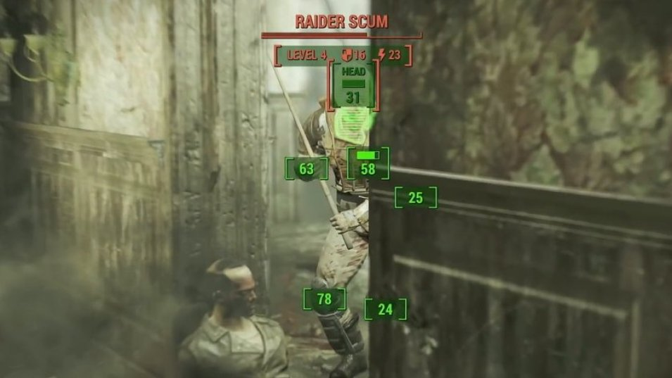 Fallout 4 analisis antihype 3 vats