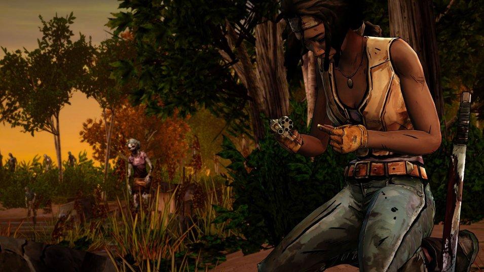 The Walking Dead Michonne antihype 6