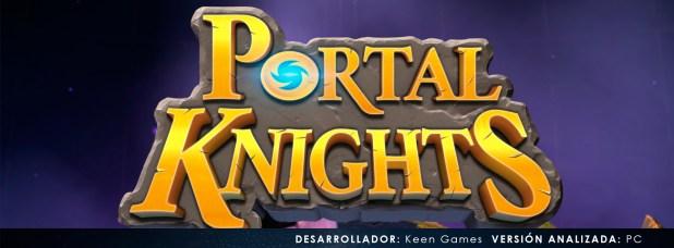 Encabezado Portal Knights AH
