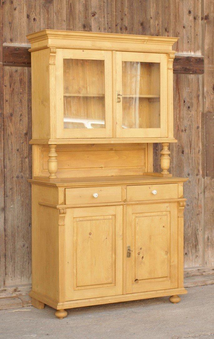Antike Küchenschrank | Vintage Deko Ideen In Weiß - Freshouse
