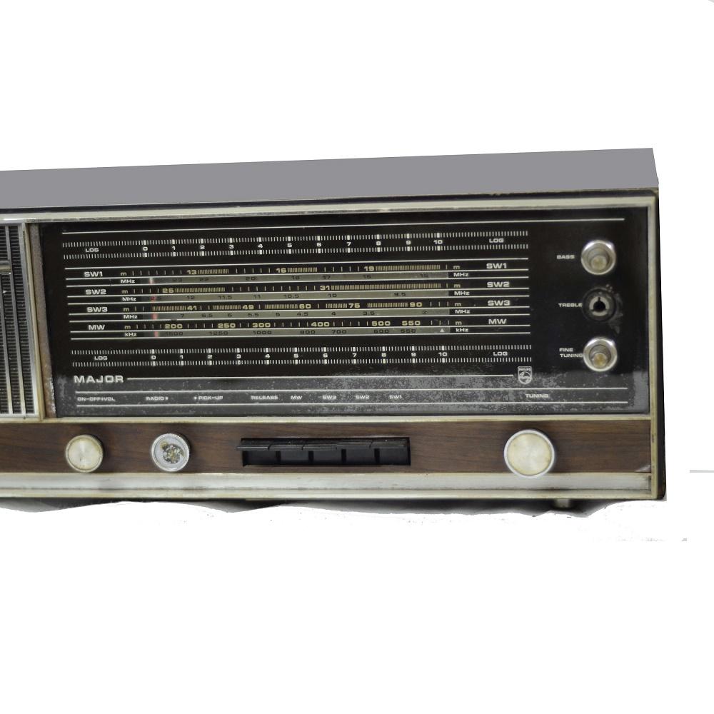 Antique Philips Transistor Radio  Working Condition