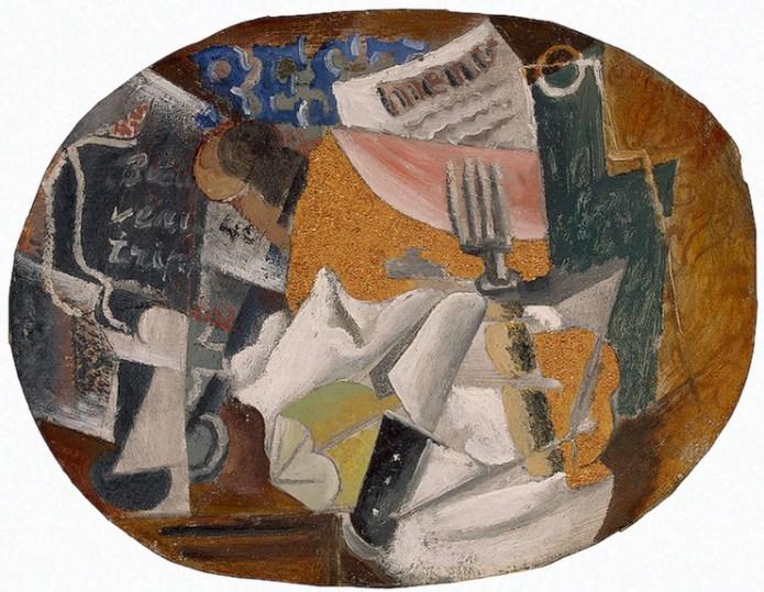 Pablo Picasso 1914