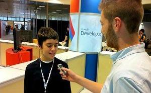 Ο δωδεκάχρονος Θεσσαλονικιός «φαινόμενο» που ξεκινά συνεργασία με την Google