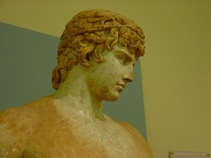 The melancholy Roman