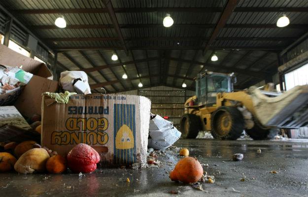 Αποτέλεσμα εικόνας για Η πρόκληση των πεταμένων τροφίμων