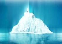 Σοκαριστικές εικόνες από το λιώσιμο του παγετώνα Πέτερμαν στη Γροιλανδία