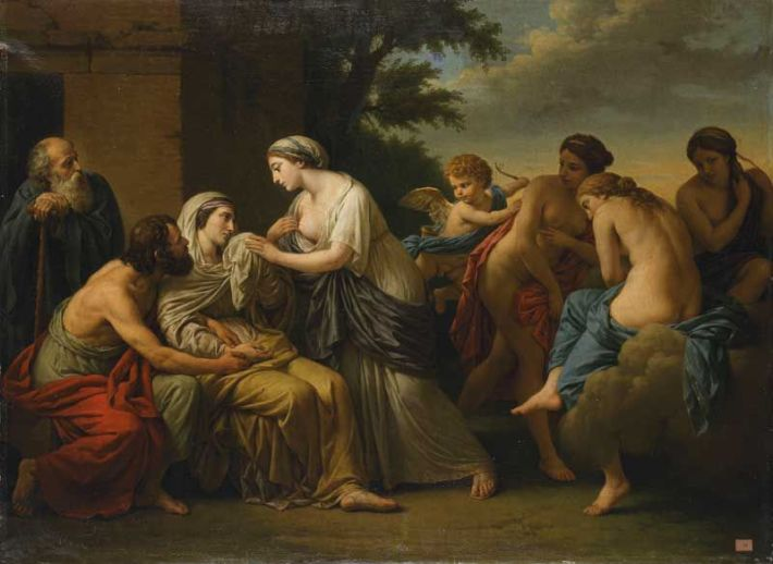 Lagrenée Louis (1724-1805)