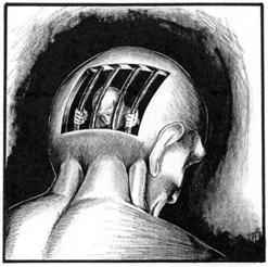 captive in the mind
