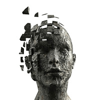 brain disorders art