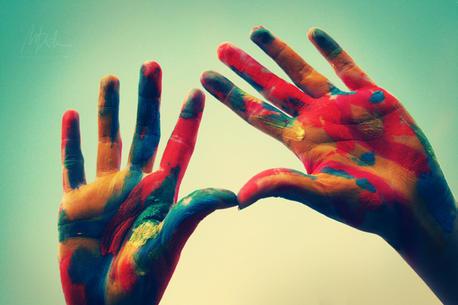hands-happiness