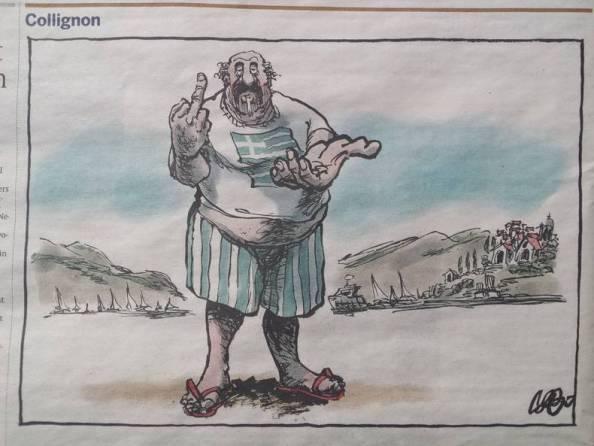 Greek-mentality