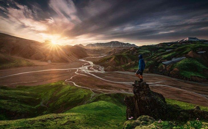 Landmannalaugar, Ισλανδία | © Max Rive