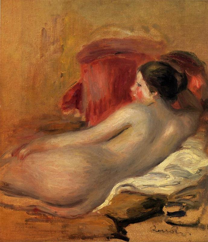 γυμνό μοντέλο 1906