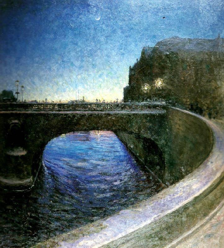 βράδυ του Μάρτη - Nils Kreuger - 1900