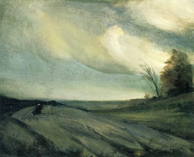ο άνεμος του Μάρτη - Robert Henri - 1902