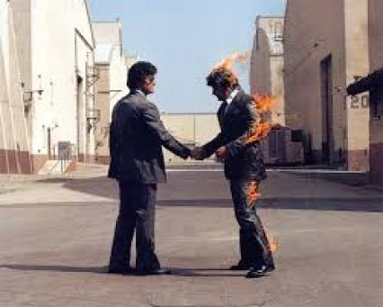 """Wish you were here"" Pink Floyd"