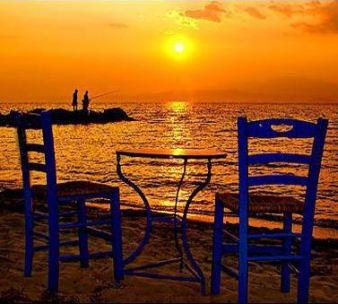 sunset-fishing