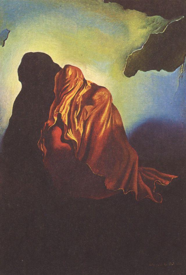 Το Πέπλο της Καρδιάς -Salvador Dali 1932