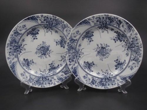 Интерьерные тарелки Кузнецов Тверь до 1917 года
