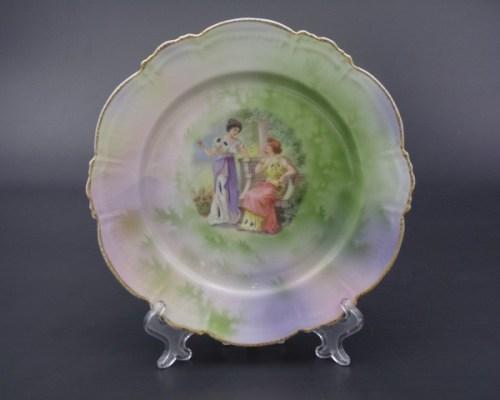 Тарелка Гарднер до 1917 года