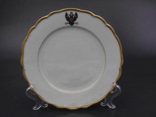 Тарелка Корниловы до 1917 года