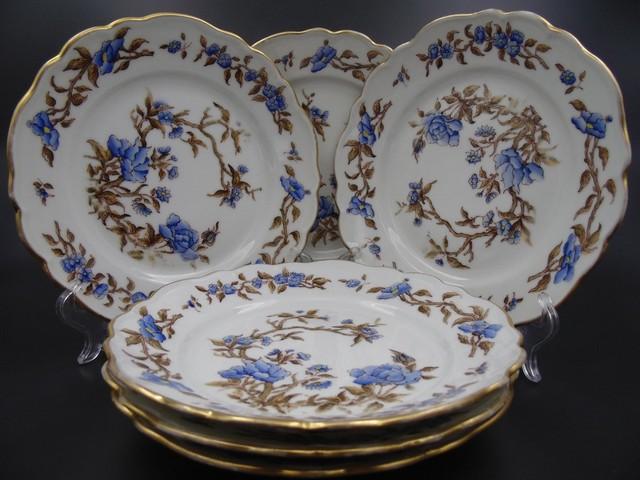 Набор тарелок Корниловы до 1917 года