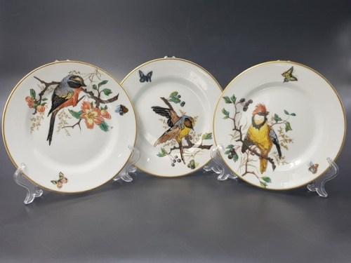Тарелки с маркой братьев Корниловых до 1900 года