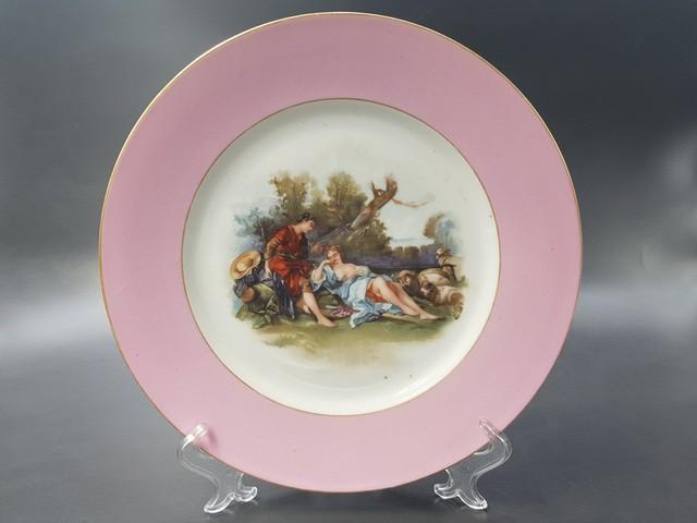 Тарелка с маркой братьев Корниловых 1861-1884 годы