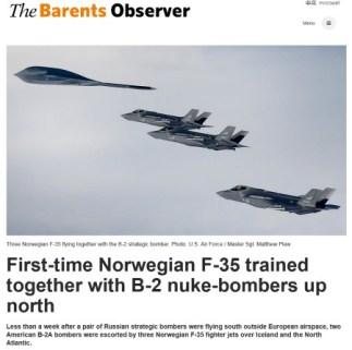 F-35 og B-52