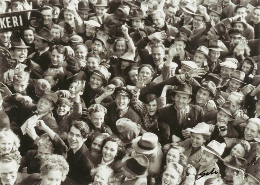 Trondheim 8. mai 1945