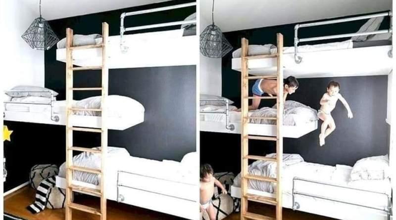 غرف نوم أطفالك اجعليها مميزة بهذه التصاميم