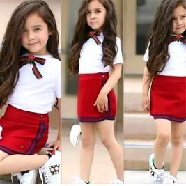 أفكار  لملابس أطفال راقية ورائعة