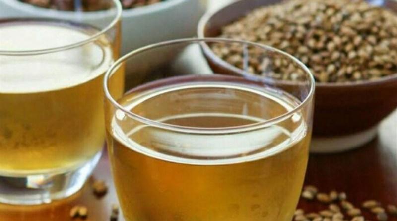 علاج انتفاخ المعدة بالمشروبات