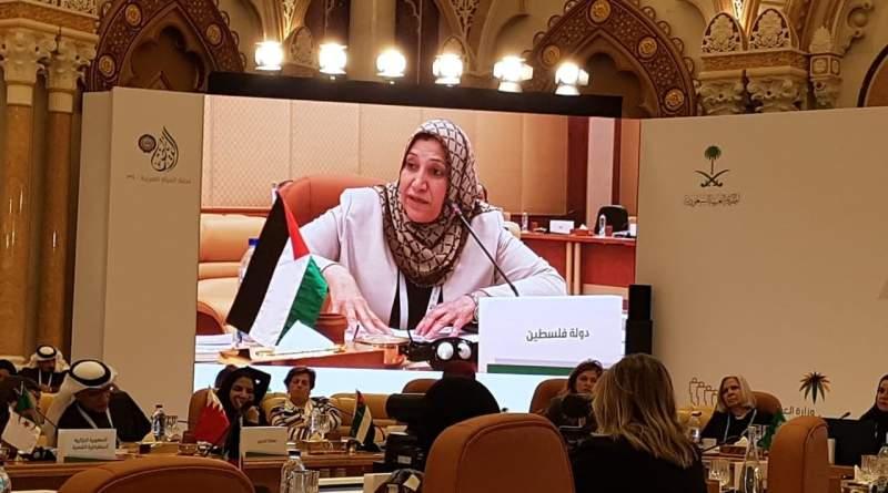 وزيرة شؤون المرأة تشارك في الدورة الـ39 للجنة المرأة العربية