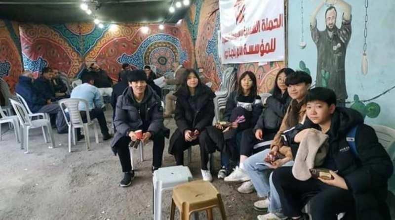 بعد زيارة وفد كوري مصاب بكورونا فلسطين… وزارة الصحة تحذر ووزارة الداخلية تتخذ إجراءات وقائية